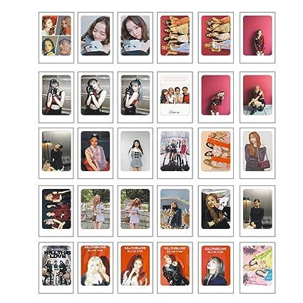 Amazon com: Youyouchard 32Pcs Kpop Blackpink BTS MAP of The