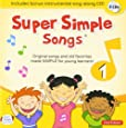 スーパー シンプル ソングス 1 第2版 CD 子ども 英語
