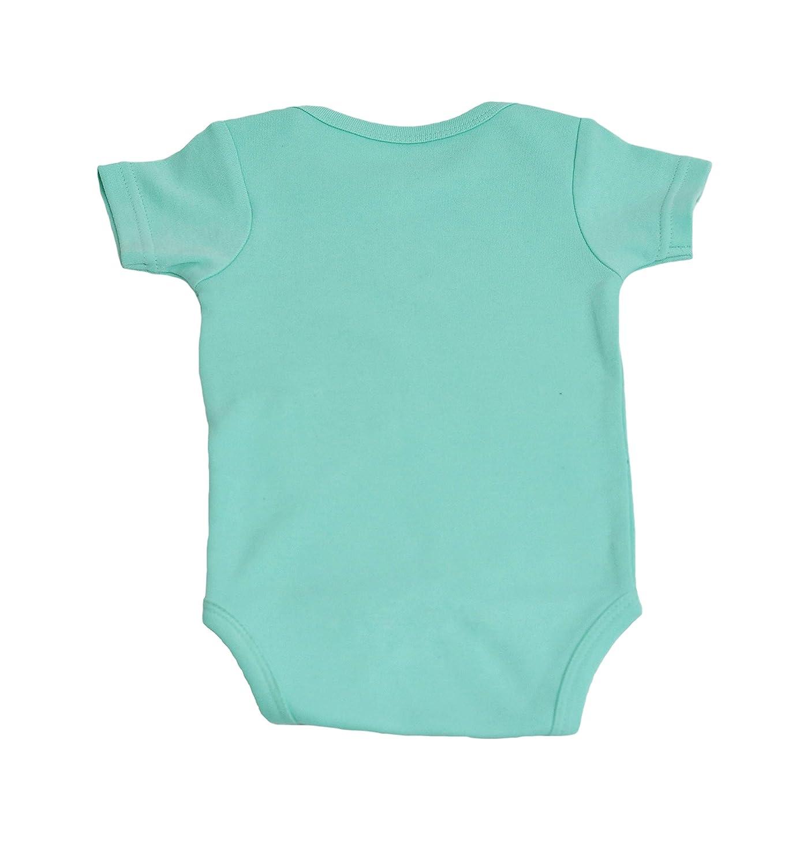 e1d3676e077c Amazon.com  Sara Kety Cute Baby Mermaizing Tiffany Green Romper ...