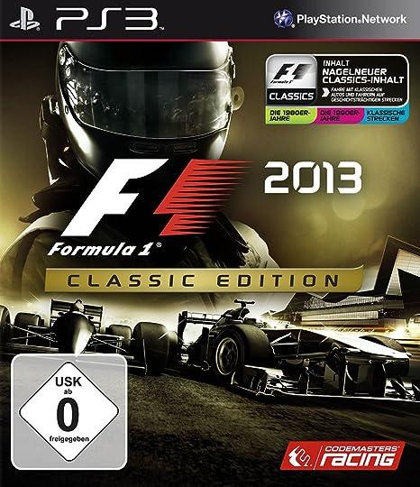 F1 2013 - Classic Edition [Importación Alemana]: Amazon.es: Videojuegos
