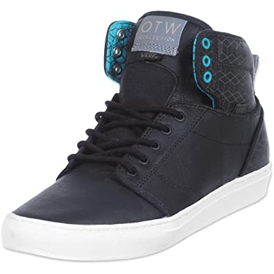 Vans OTW Alomar Geo Shoes Black White UK 7  Amazon.co.uk  Shoes   Bags 1a236ff4854
