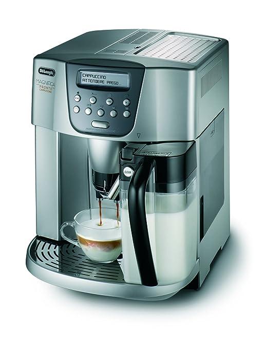 DeLonghi ESAM 4506 - Cafetera (Independiente, Cafetera combinada ...