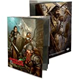 """Officially Licensed Dungeons & Dragons """"Dungeon Crawl"""" Character Folio"""