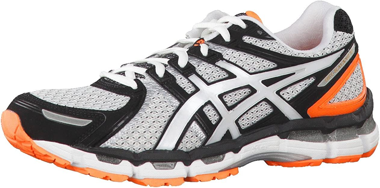 Asics Gel Kayano 19 White » running