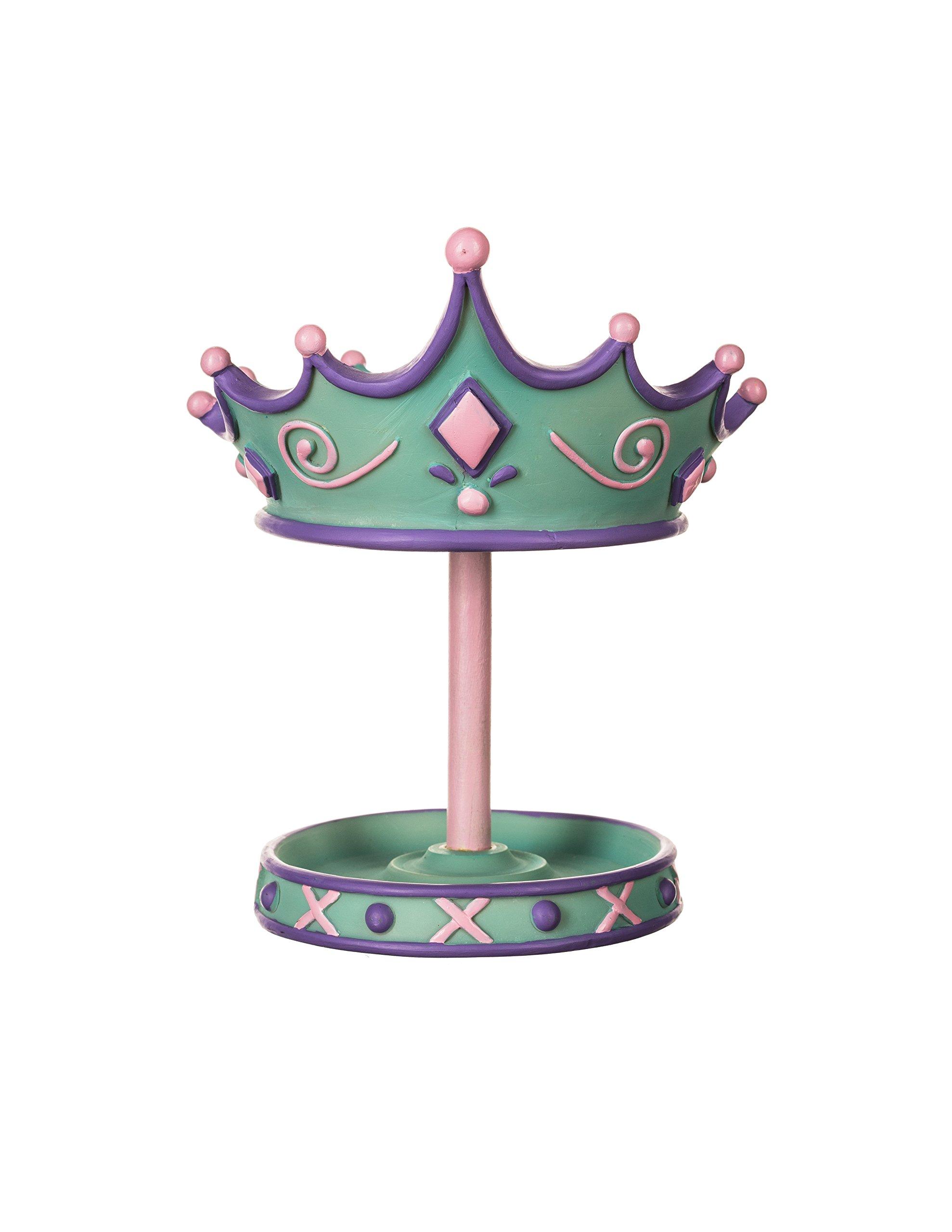 Borders Unlimited Crown Toothbrush Holder Princess Camryn,