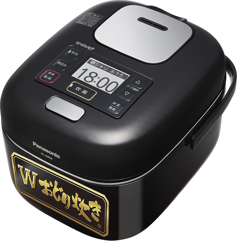 パナソニック 可変圧力IH式 Wおどり炊き SR-JW058
