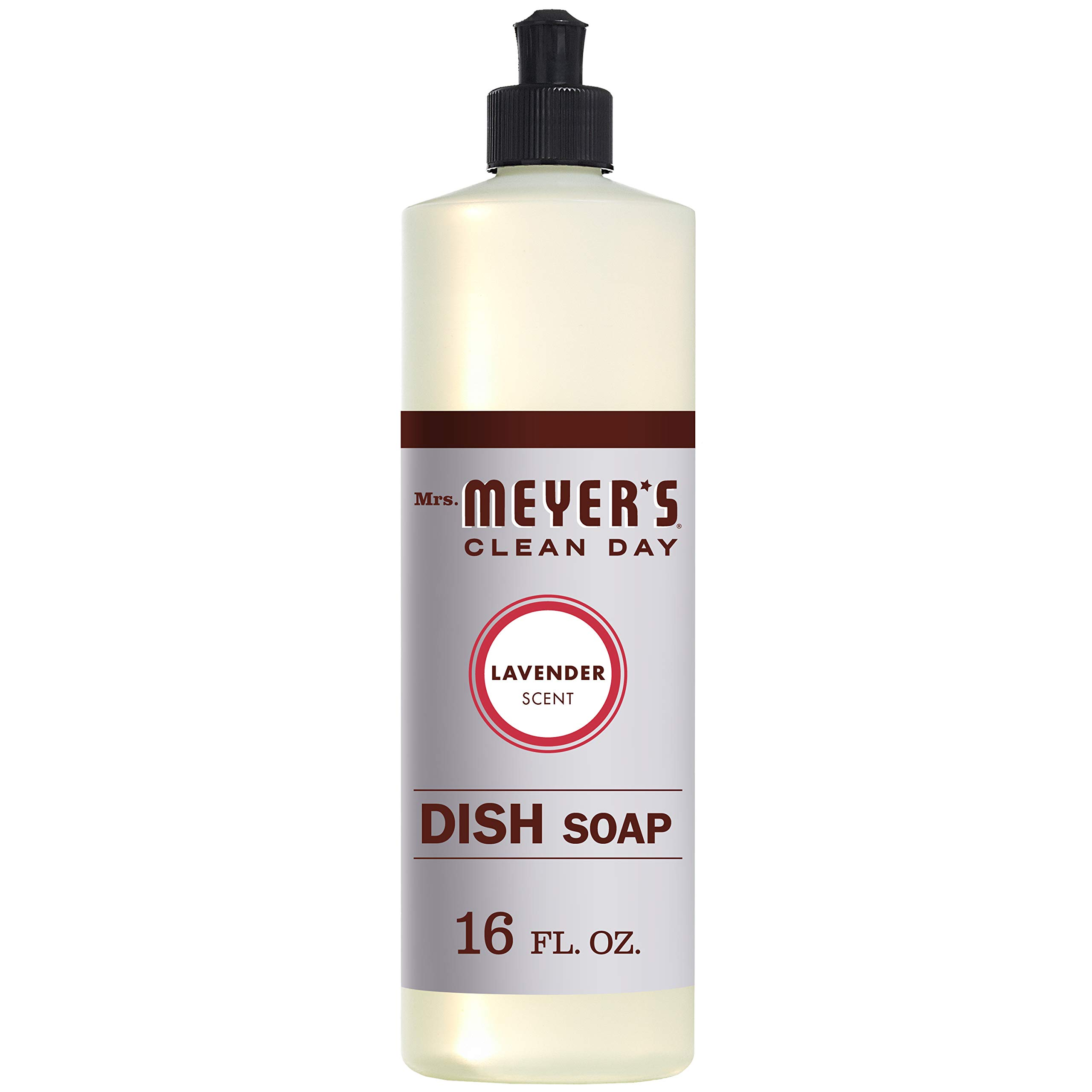 Mrs. Meyer's Clean Day 765180 Liquid Dish Soap Lavender