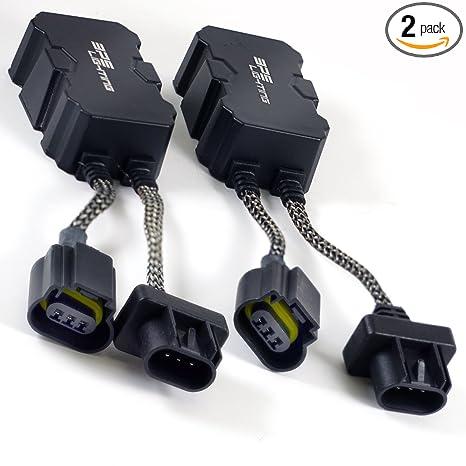 Amazon.com: BPS - Terminador de iluminación Canbus Serie ...