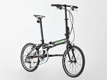 Bicicleta plegable de aleación, de gran calidad, rueda de 20 pulgadas, de Greenway