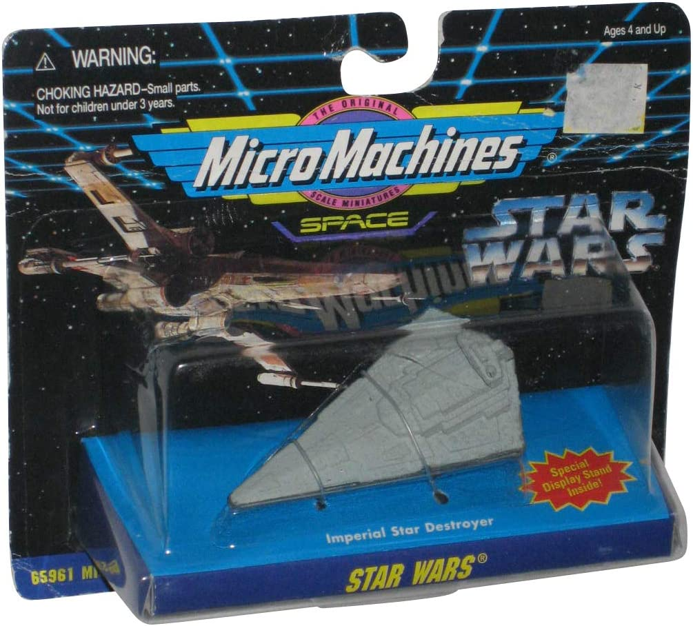 Micro Machines Star Wars Star Destroyer