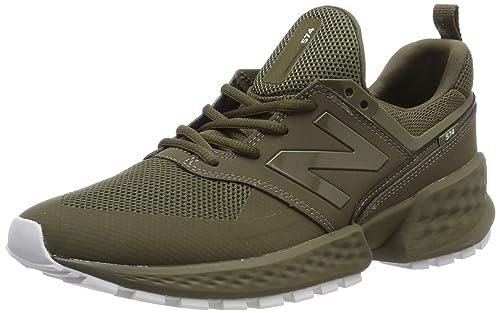New Balance 574 Sport Lifestyle Zapatillas Hombre Verde