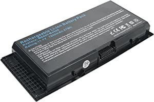 HUSAN New FV993 Laptop Battery for Dell Precision M4600 M4700 M4800 M6600 M6700 M6800, fit FJJ4W PG6RC 7DWMT JHYP2 K4RDX