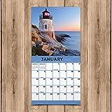 2020 Lighthouses Mini Calendar