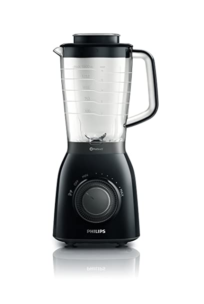Philips Viva Collection HR2162/91 - Licuadora (2 L, Batidora de vaso,