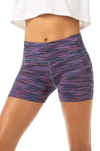 LAPASA Pantalones cortos deportivos para mujer 4a748d855076