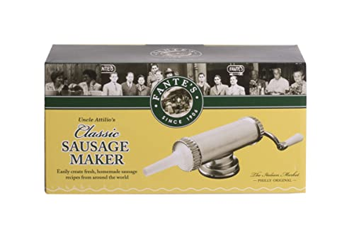 Fantes Sausage Maker With Suction Base