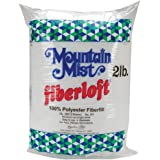 Mountain Mist Fiberloft Polyester Stuffing, 32-Ounce