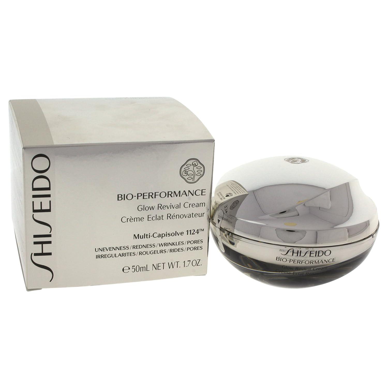 Shiseido Bio-performance Crème Revitalisante pour le Visage 50 ml 0768614119562 SHI11956
