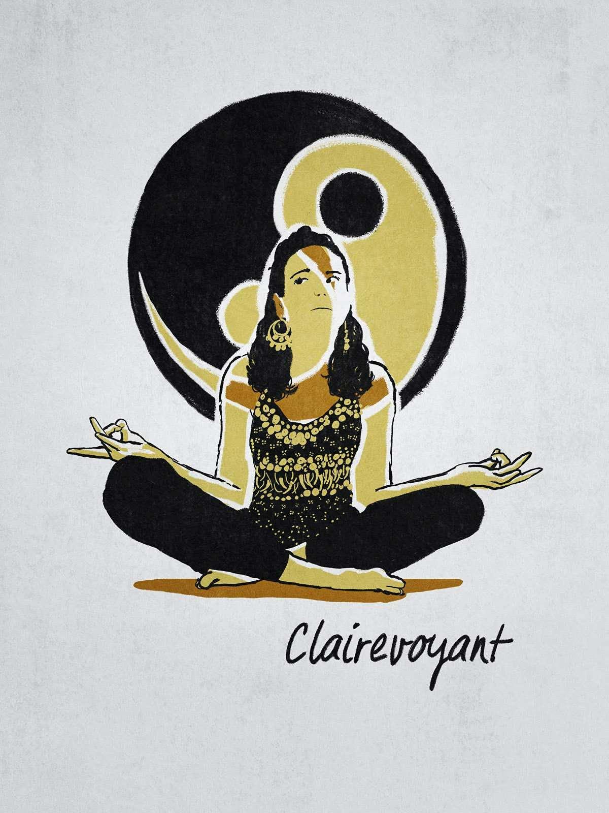 Watch Clairevoyant Prime Video