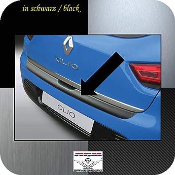Richard Grant Mouldings Ltd. Original RGM ladekant Protección Negro para Renault Clio IV Hatchback de 5 Puertas a Partir de año 11.2012 rbp599: Amazon.es: ...