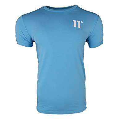 f3cd9828 11 Degrees Muscle Fit T-Shirt: Amazon.co.uk: Clothing