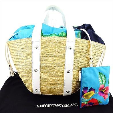 wholesale dealer e875f c652a Amazon | (エンポリオアルマーニ) EMPORIO ARMANI トートバッグ ...