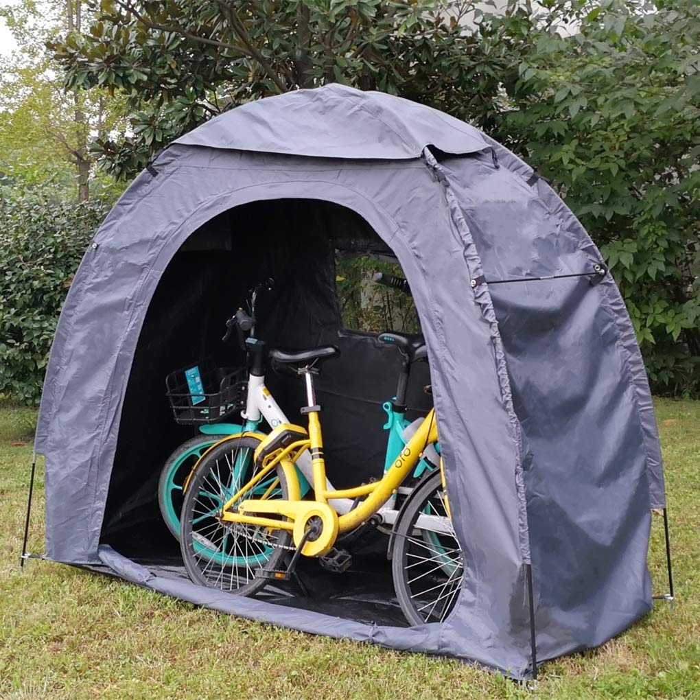 Tienda impermeable para bicicletas Tienda para guardar bicicletas Tienda para jardín Patio exterior Herramientas para la piscina: Amazon.es: Deportes y aire ...