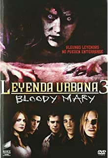 Leyenda urbana [DVD]: Amazon.es: Alicia Witt, Jared Leto, Rebecca Gayheart, Jamie Blanks, Alicia Witt, Jared Leto: Cine y Series TV