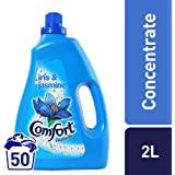 Comfort Concentrated Fabric Softener Iris & Jasmine, 2L