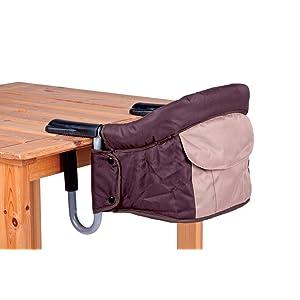 Haberkorn Seat Ð For Children, Hang on the Table, Brown/Beige