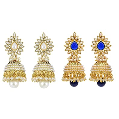 Buy Aabhu Fashion Jewellery Gold Plated Stylish Fancy Party Wear