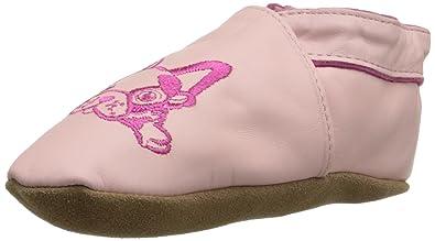 2d5163d2ecab Amazon.com  Robeez Puppy Love Crib Shoe (Infant)