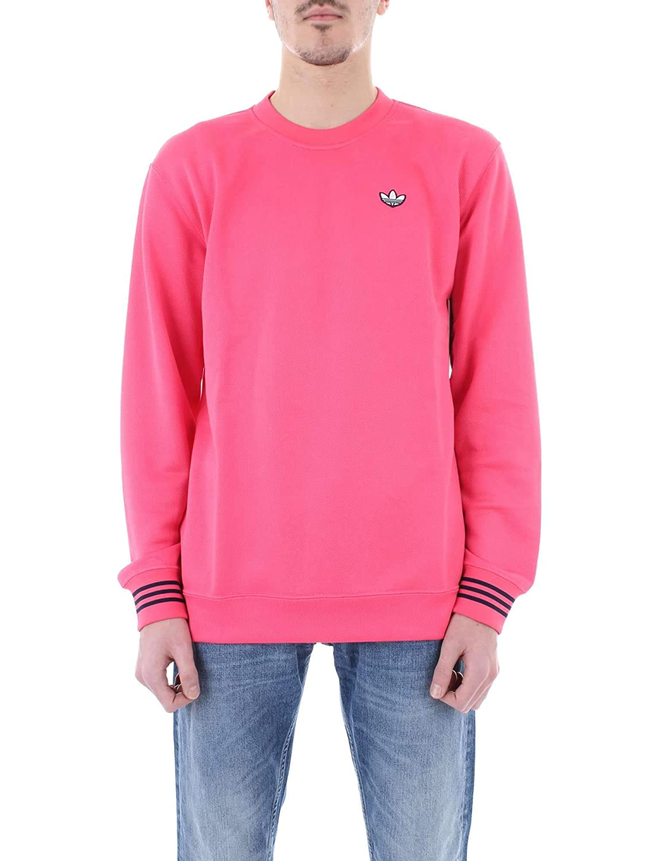 outlet store b2e77 98b0b Adidas Adidas Adidas DU7855 Felpa Uomo   Bassi costi   Outlet Online fedbac