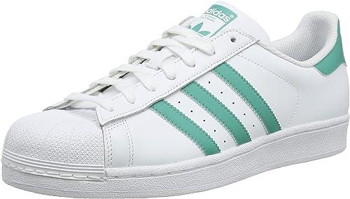 adidas Jeans, Scarpe da Ginnastica Uomo, Bianco (Ftwr White