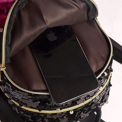 Amazon.com: Hemlock bolsas lentejuelas Mochilas, cicuta ...