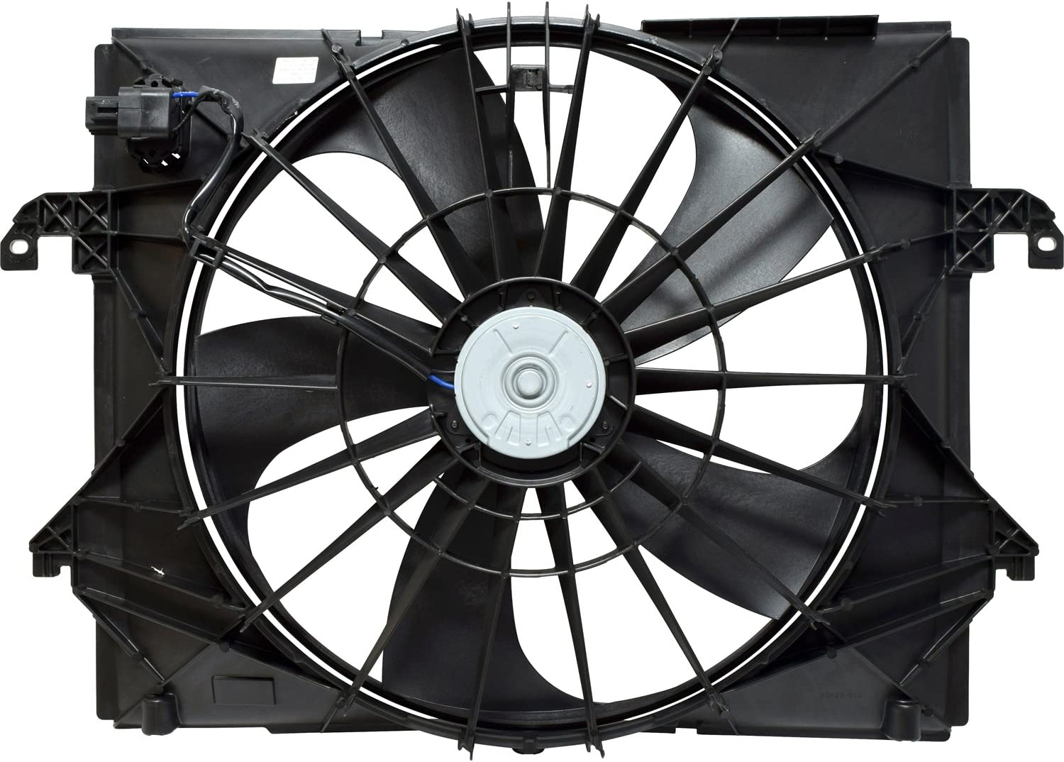 Universal Air Conditioner FA 50028C Engine Cooling Fan Assembly