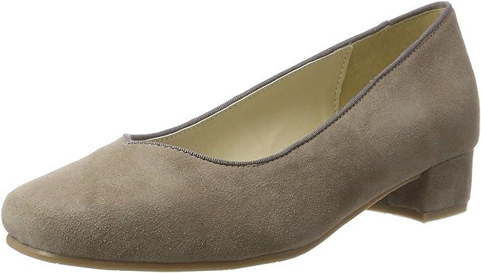 TALLA 41 EU. Hirschkogel 3003405, Zapatos de tacón con Punta Cerrada para Mujer