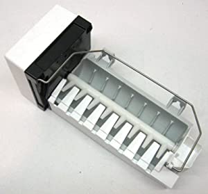 (Part NEW) IM943 Refrigerator Icemaker for WP Kenmore Kitchenaid Roper 626633 626636 626489, 626608, 626609, 626626, 626636, 626670, 626687, 627572, 68972-4, 797991, 8114 (all models in description)