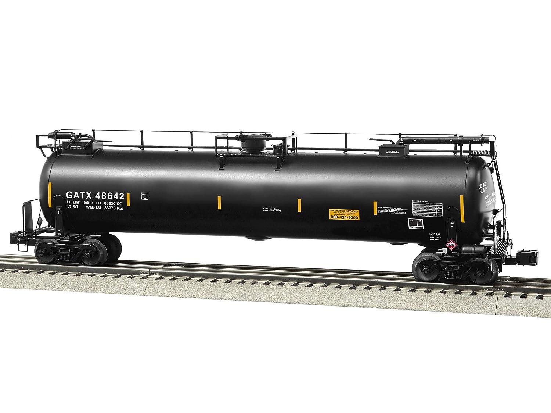 衝撃特価 Lionel B07JQ32WCT 6-85149 GATXタンクトレイン GATXタンクトレイン 中型車 (ブラック) #48642 (ブラック) B07JQ32WCT, 新庄みそ:b499028f --- sinefi.org.br