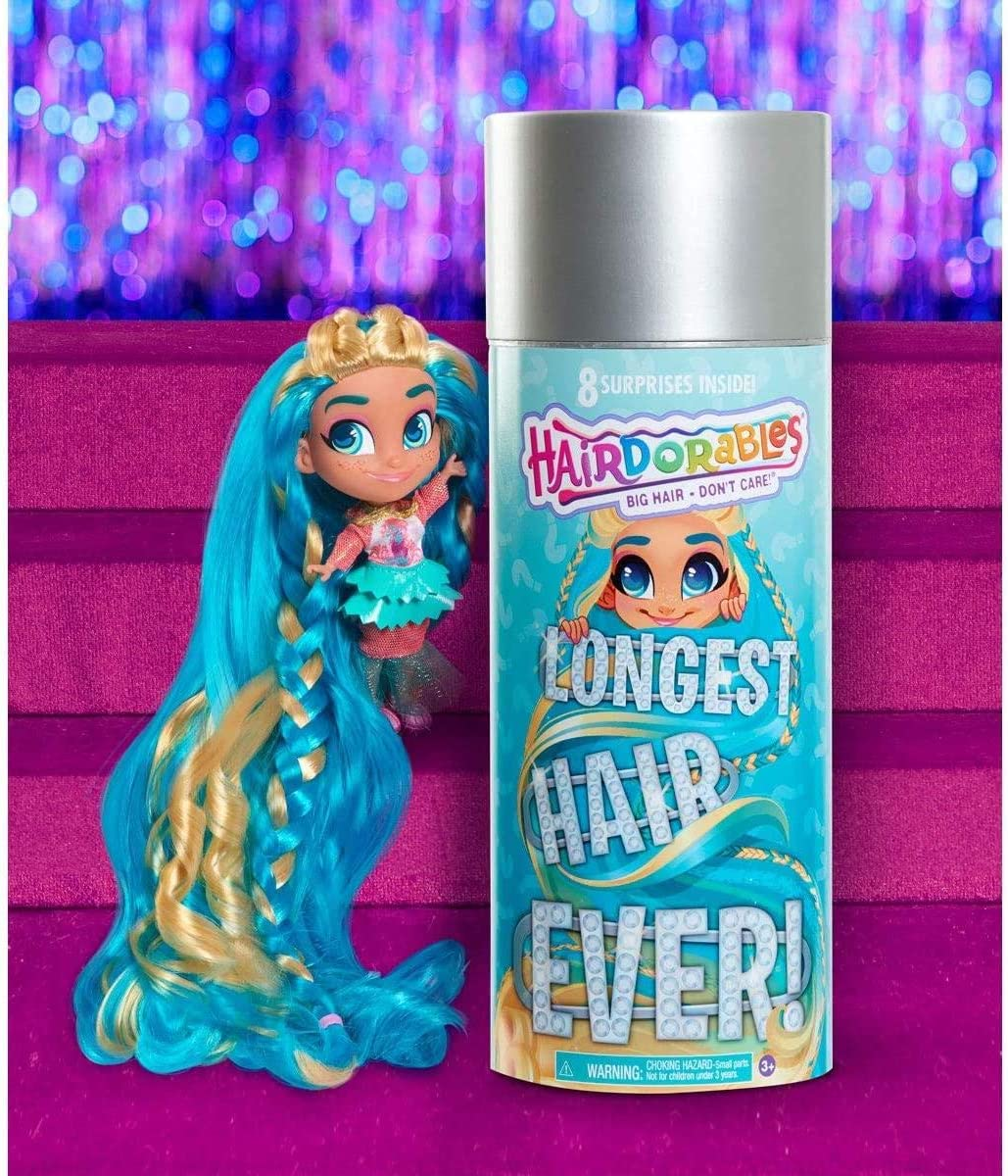 Hairdorables Longest Hair Ever (Famosa HAL00000)
