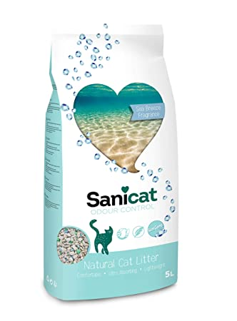Sanicat D-10035 Odour Control Brisa del Mar: Amazon.es: Productos para mascotas