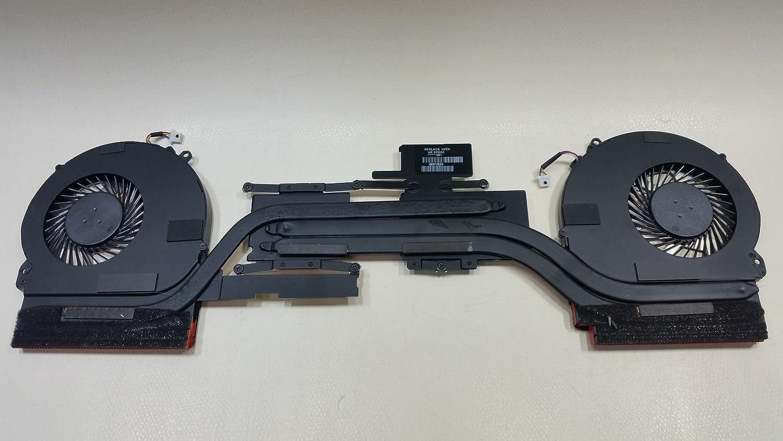 New Genuine HP Omen 15-5000 Heatsink and Fan 788600-001
