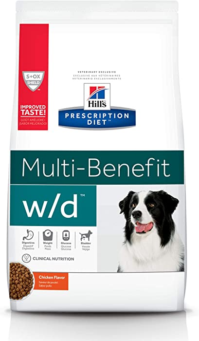 Top 10 Hills Prescription Diet Weight Reduction Dog Food