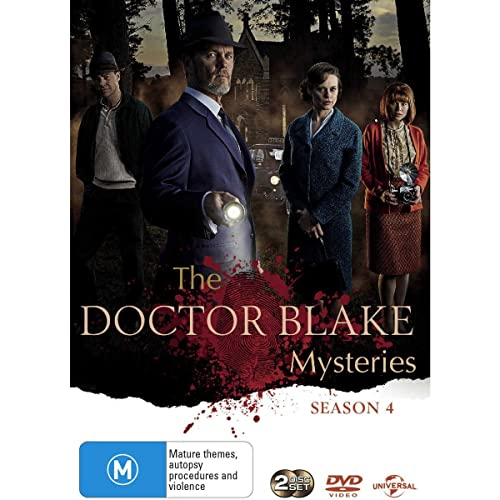 The Doctor Blake Mysteries - Season 4