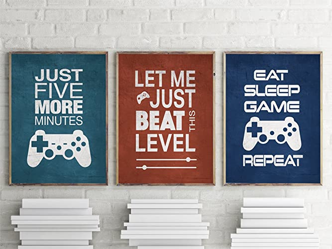 amazing Video Game Wall Art Part - 4: Image Unavailable