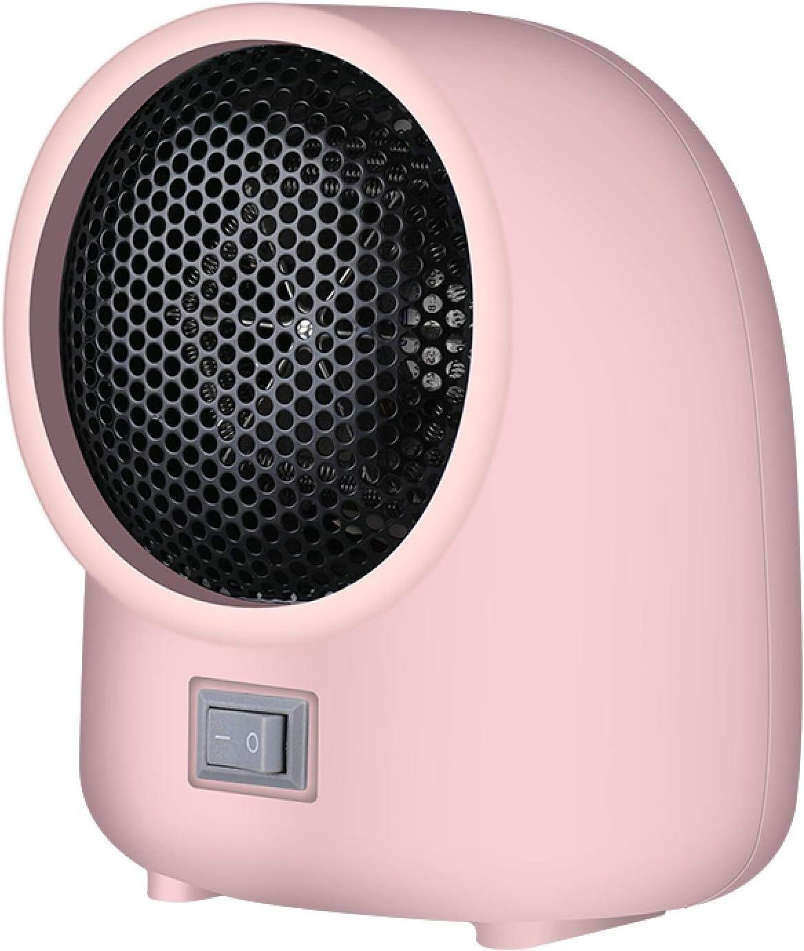 Heater Fan Portable Electric Household Indoor Heater Home Heaters Mini Desktop Air Heater Winter Heater Fan Portable Red