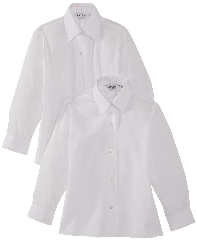 Trutex Big Girls' Long Sleeve School Blouse
