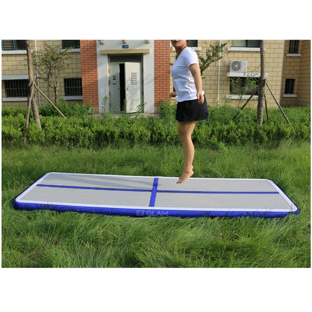 Ez Glam 10ft 13ft 16ft 20ft Air Track Inflatable