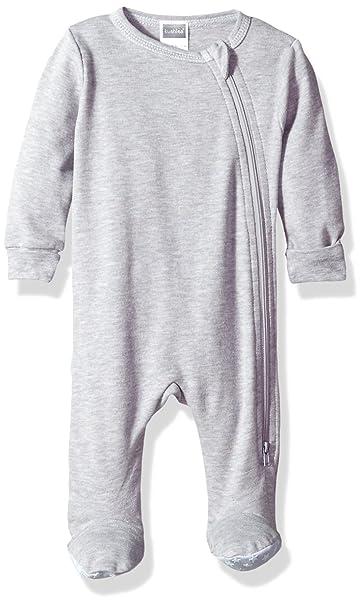 Amazon.com  Kushies Baby Boys Classics Sleeper Side Zip  Clothing c7d51b608