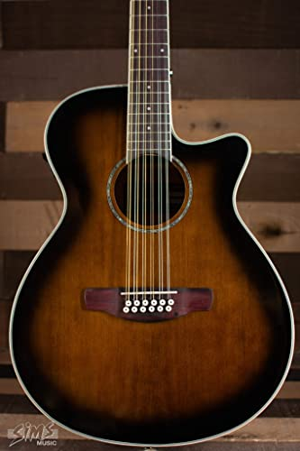 Ibanez AEG1812II 12-String Acoustic-Electric Guitar